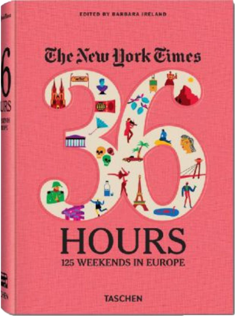 NYT 36 HRS EUROPE